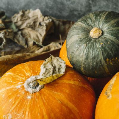 5 Håndlagde Gresskar Perfekt som Halloween Pynt